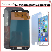 For Samsung Galaxy A5 2017 A520 LCD A520K A520F A520L Display Touch Screen Digitizer Assembly Replacement Screen