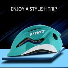 Велосипедный шлем pmt для горного велосипеда ультралегкий дышащий