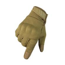 Tactical-Gloves Wearable Touch-Screen Lightweight Non-Slip Summer Mens