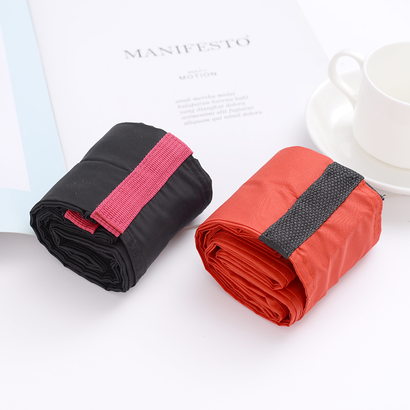 New Tote Originality Shopping Bag Nylon Foldable Recycle Bag Open The Bag With A Shake Easy To Carry Reusable Shopping Bag