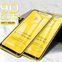 Protector de pantalla de vidrio templado para móvil, 2 uds., para Huawei Nova 2 Lite 3 3i 4 4E 5i 5T 5Z 5 Pro 6 7 SE 7i Y6S Y8S Y9S Y5P Y6P Y7P Y8P 2020