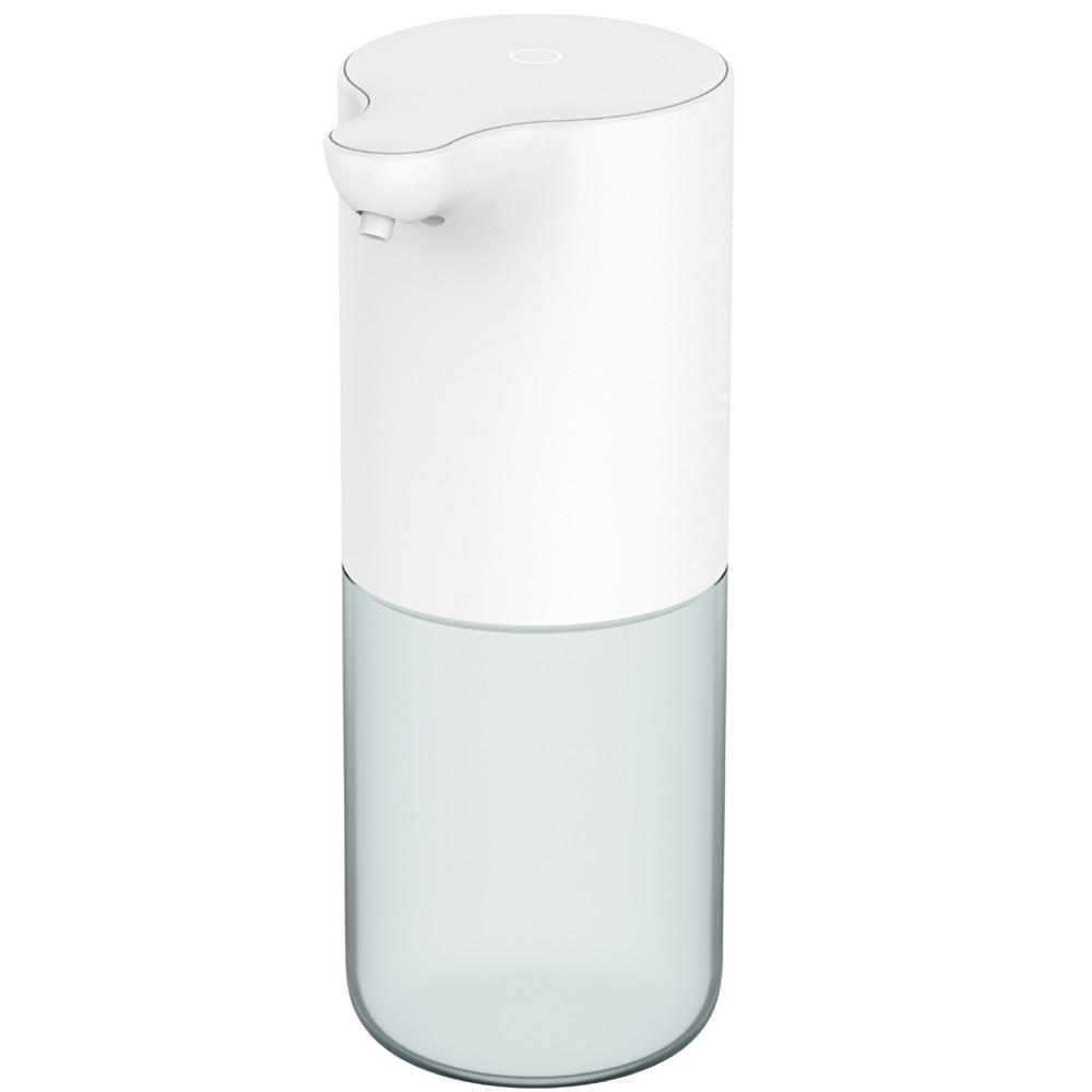H30bbe2e50f9d435989275426da24d6b4W 320ml Automatic Foam Soap Dispenser Touchless Foaming Infrared Motion Sensor Hands-Free Soap Pump Dispenser For Bathroom Kitchen