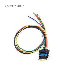 Dla Renault Megane Clio Scenic Temic kable w wiązce kabel do okna Regulator napędu moduł zestaw wtyczek