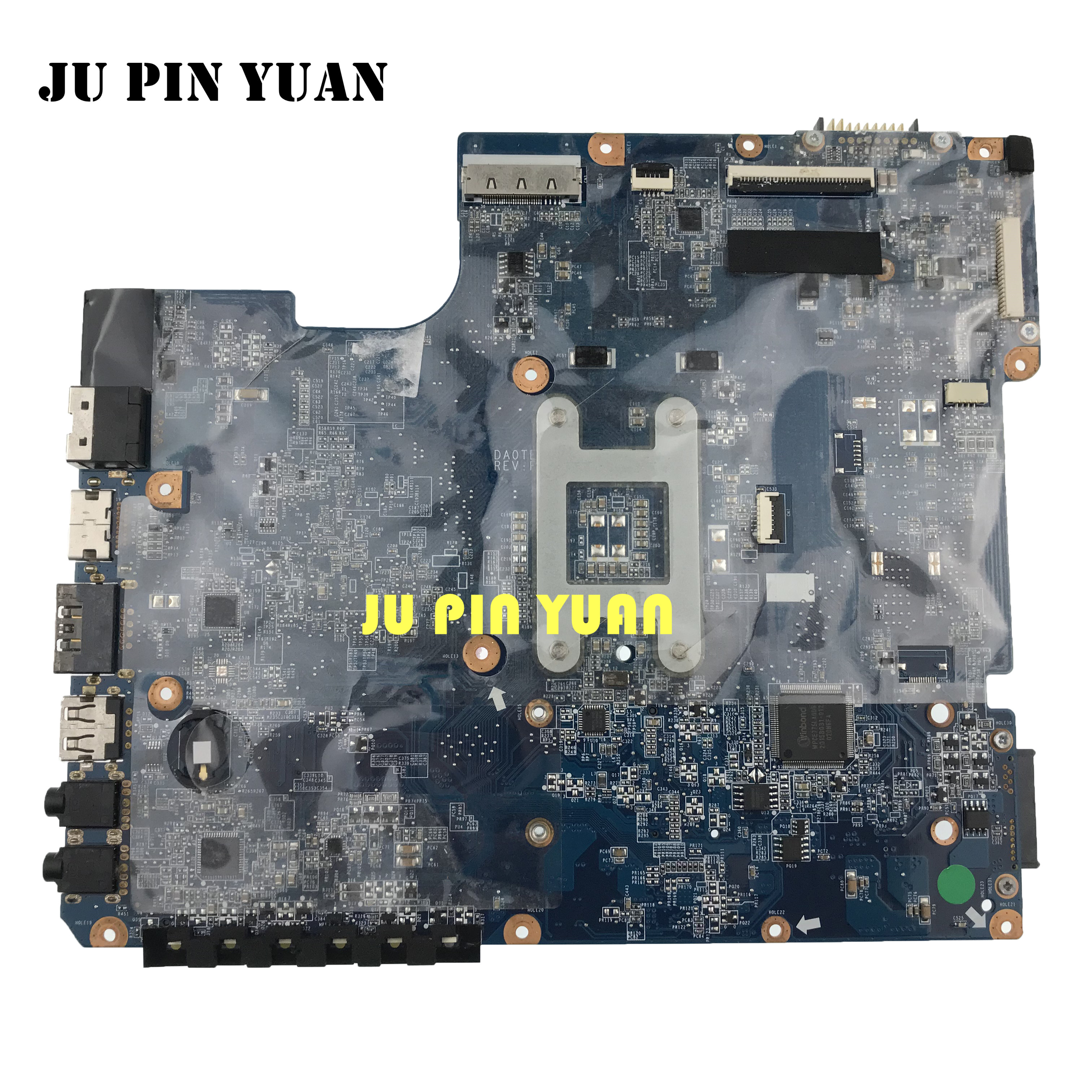 Laptop Motherboard For Toshiba Satellite L640 L645 Mainboard A000073700 DA0TE2MB6G0 All functions fully Tested 3
