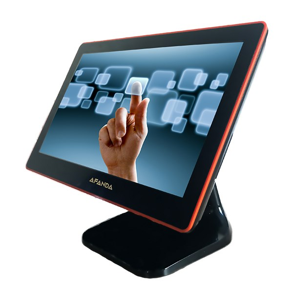 High Speed Touch Pos Pc Intel Celeron Gl-1516