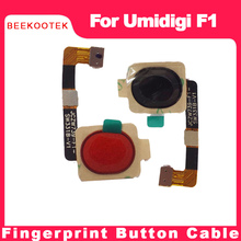 Originele Nieuwe Umi F1 Vingerafdruk Button Sensor Flex Kabel Voor Umidigi F1, F1 Spelen Mobiele Telefoon