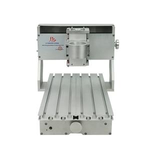 Image 4 - מיני DIY CNC מכונת CNC 3020 מסגרת קידוח מכונת הטחינה עבור תחביב תכליתי 65mm ציר ללא מנוע