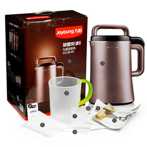 Image 5 - Joyoung DJ13R P9 Soymilk Maker 1300ml Smart Appointment Soya bean Milk Machine Household Multifunction Food Blender Mixer