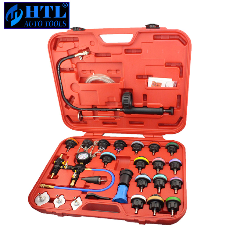 Test-Detector-Set Radiator Pressure-Tester Cooling-System Water-Tank Vacuum-Type Universal title=