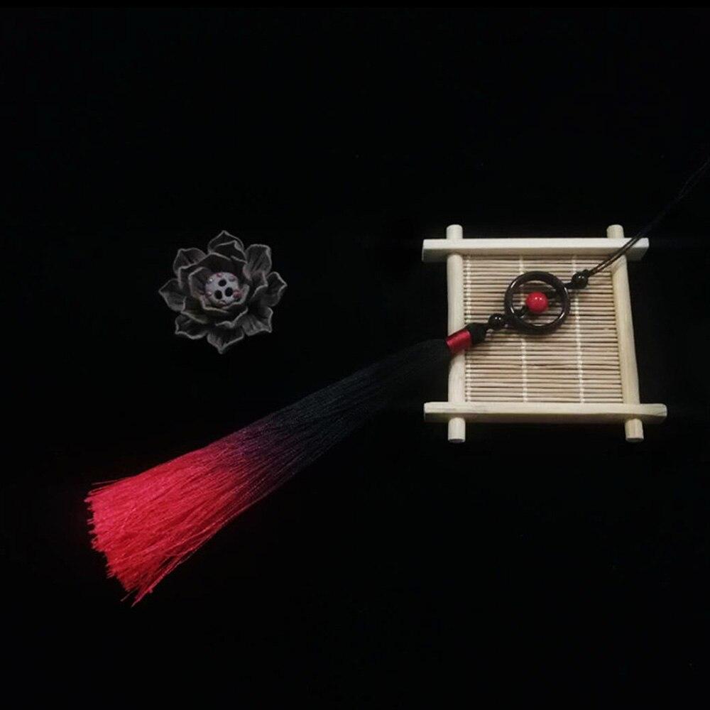 Флейта брелок кисточка Подвеска детская игрушка Мо дао ЗУ Ши Чэнь Цин Лин брелок детский Косплей Костюм Аниме аксессуары игрушка Новинка - Цвет: A5