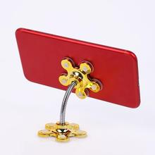 Newest Magic Suction Cup Mobile Phone Holder 360 degree Rotatable Sucker Stand Phone Holder Car Bracket Smartphone Tablets Holde universal rotatable car holder phone stand bracket suction cup