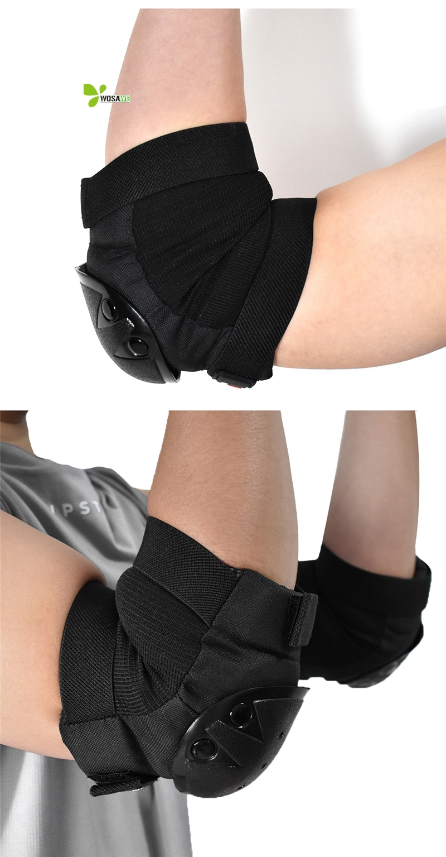 WOSAWE Adulto Flexível Protetor de Joelho Snowboard