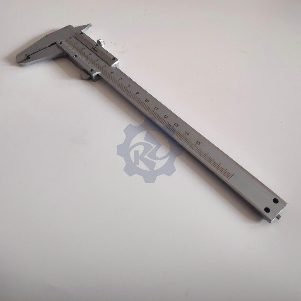150 мм цифровые Штангенциркули нержавеющая сталь электронный цифровой штангенциркуль металлический микрометр измерительный инструмент - Цвет: calipers Stainless