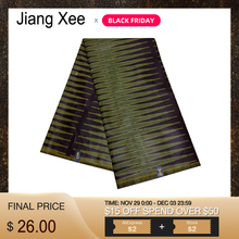 6 ярдов африканская Дашики восковая ткань высокого качества DIY восковая ткань