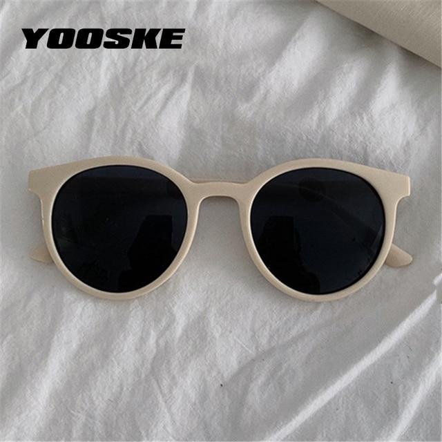 Round Sunglasses Women Brand Designer Vintage  3