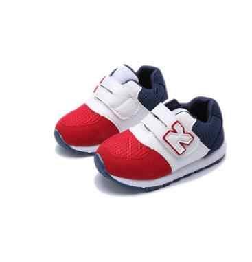 Nuevos zapatos deportivos para niños, zapatillas de deporte para niños, zapatillas de deporte de primavera y otoño de malla transpirable, zapatos casuales para niñas, zapatos para correr para niños