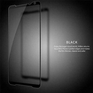 Image 5 - Dla Asus ROG Phone 2 szkło hartowane NILLKIN pełne pokrycie przeciwwybuchowe szkło hartowane CP + pro