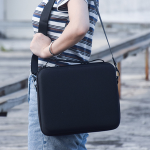 Image 1 - Saklama kutusu için DJi Mavic Mini Drone Hardshell kutusu omuzdan askili çanta taşınabilir paket çanta su geçirmez Anti Scratch taşıma çantası