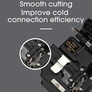 Image 4 - SKL 8A lama di taglio fibra ottica cavo in fibra di mannaia hot melt giunto freddo generale di alta precisione in fibra ottica lama di taglio