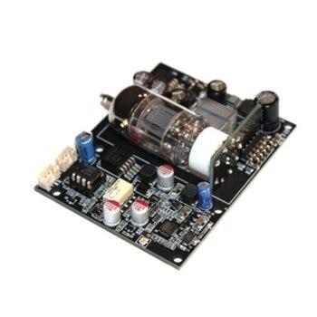 ABHU-TSQ875 Receiving Board 12AU7 Tube CSR8675 Bluetooth 5.0 Audio Receiver Board ES9018 Decoder DAC 12S Digital Signal APTX AUX