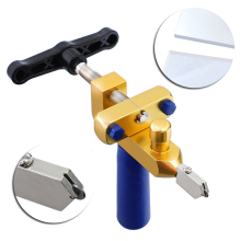 2 In 1 Professional Easy Glide Glass Tile Cutter Aluminum Alloy Glass Cutter For Tiling Glass Mirror Cutting Tool
