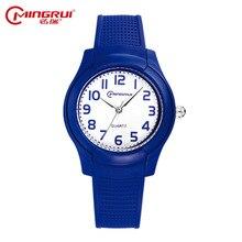 цена на Casual Kids Watches Fashion Quartz Wristwatch Child Sport Waterproof Children Watch Student Clock for Boys Girls Reloj Mujer