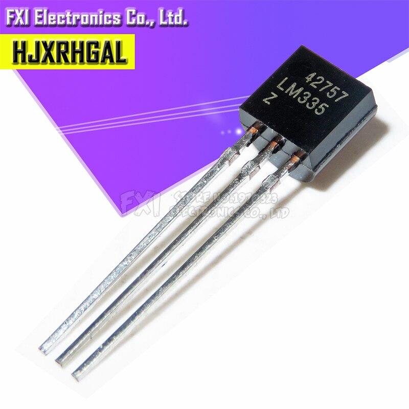 5 шт. LM335Z LM335 TO 92 TO92 новый оригинальный транзистор|shipping free|   | АлиЭкспресс - Радиодетали