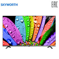 Телевизор 55'' Skyworth 55Q20 4K AI smart TV Android 9.0 Оригинал 55 дюймов 5055InchTv