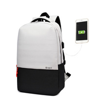 BELLELIFE High-grade Oxford Travel Backpack with USB Charging Backpacks Waterproof School Backpacks for Teenagers Travel Bag
