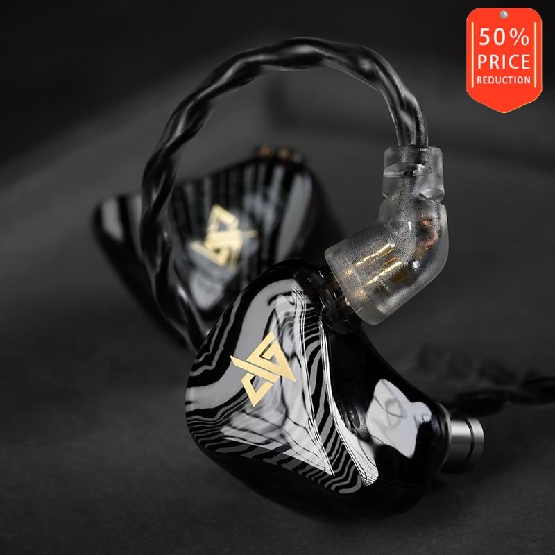 AUGLAMOUR T100 HiFi Sports Earphones In-ear Universal Earbuds Earphones Ear Return