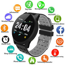Blood Pressure Oxygen Monitor Tonometer wrist Heart Rate Monitor Smart Watch Men Women GPS Activity Fitness Tracker Sport watch