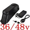 Чехол для аккумулятора для велосипеда  с держателем для сотового телефона  36 В  48 В