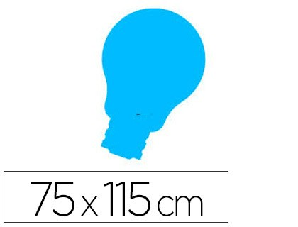 SLATE ROCADA BULB LACADA MAGNETICA THERAPY WITHOUT MARCO BLUE 75X115 CM