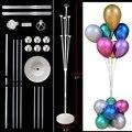 7 трубок подставка для воздушных шаров декоративные шары для дня рождения 16 18 20 30 40 50 60 70 лет День рождения украшения для детей и взрослых