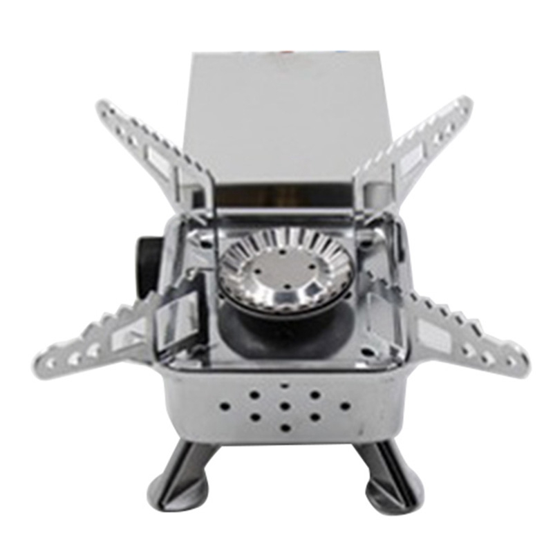 Gas  Camping Stove Tourist Equipment Outdoor Cooker Kitchen Propane Butane Gas Stove Hiking Fishing
