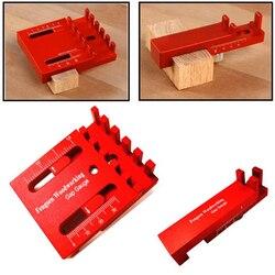 Obróbka drewna specjalna głębokość linijka miernicza wskaźnik głębokości stopu aluminium narzędzia do obróbki drewna linijka