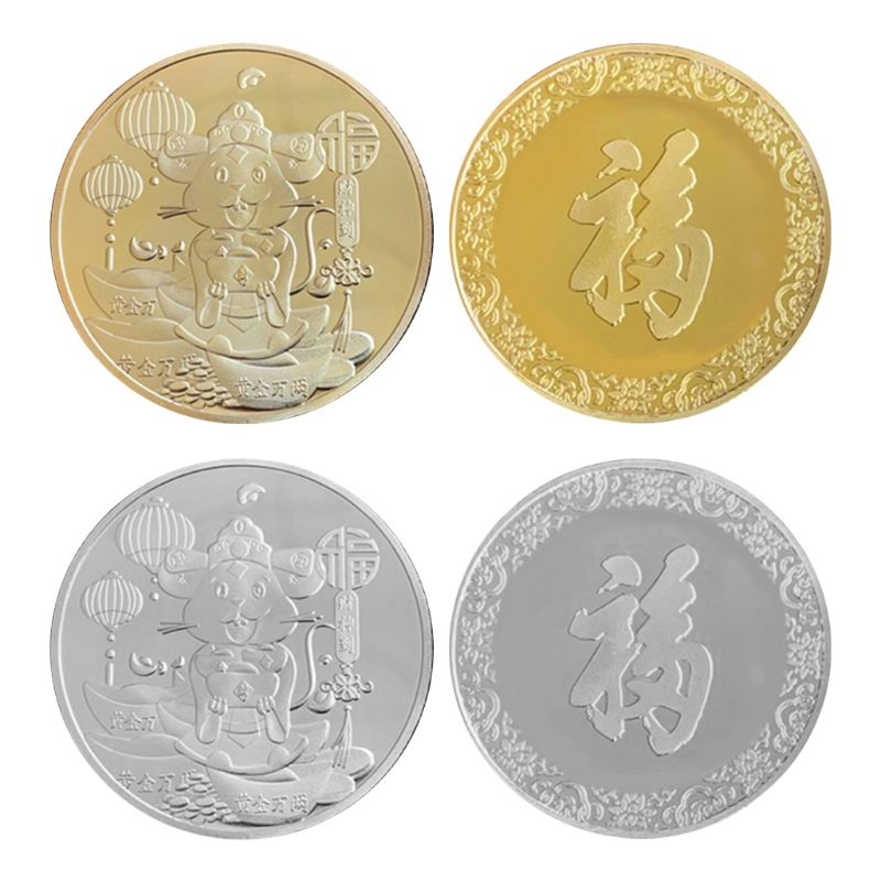 Halloween Commemorative Coin Challenge Coins Collection Gifts Souvenir