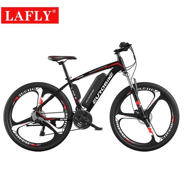 Алюминиевый сплав электрический велосипед 27 скоростной Электрический велосипед для взрослых 26 дюймов горный велосипед двойной дисковый т...