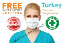50Pcs Virus Protect High Quality as N95 FFP1 FFP2 Mouth Cover Dust Masks
