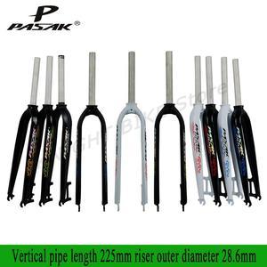 PASAK новая жесткая вилка для велосипеда 26