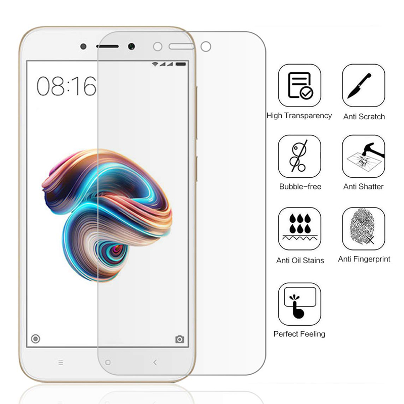 2Pcs For Xaomi Redmi 7a 6 a a7 Tempered Glass on redmi7 6 screen protector for xiomi redmi 6 a 7a 5.45' protective glass film Pakistan