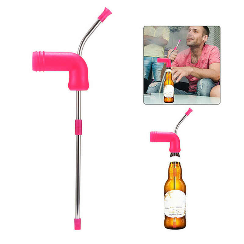 Blue Premium Snorkel Beer Bong /& Entertainment Drinking Party Tools Express