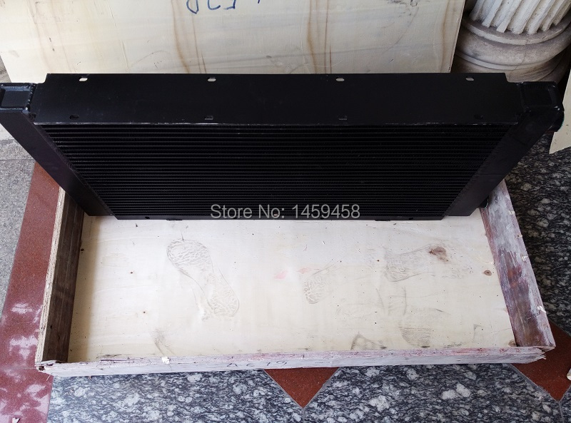 Free shipping ATC05007 OEM Airtech screw air compressor air cooled heat exchanger