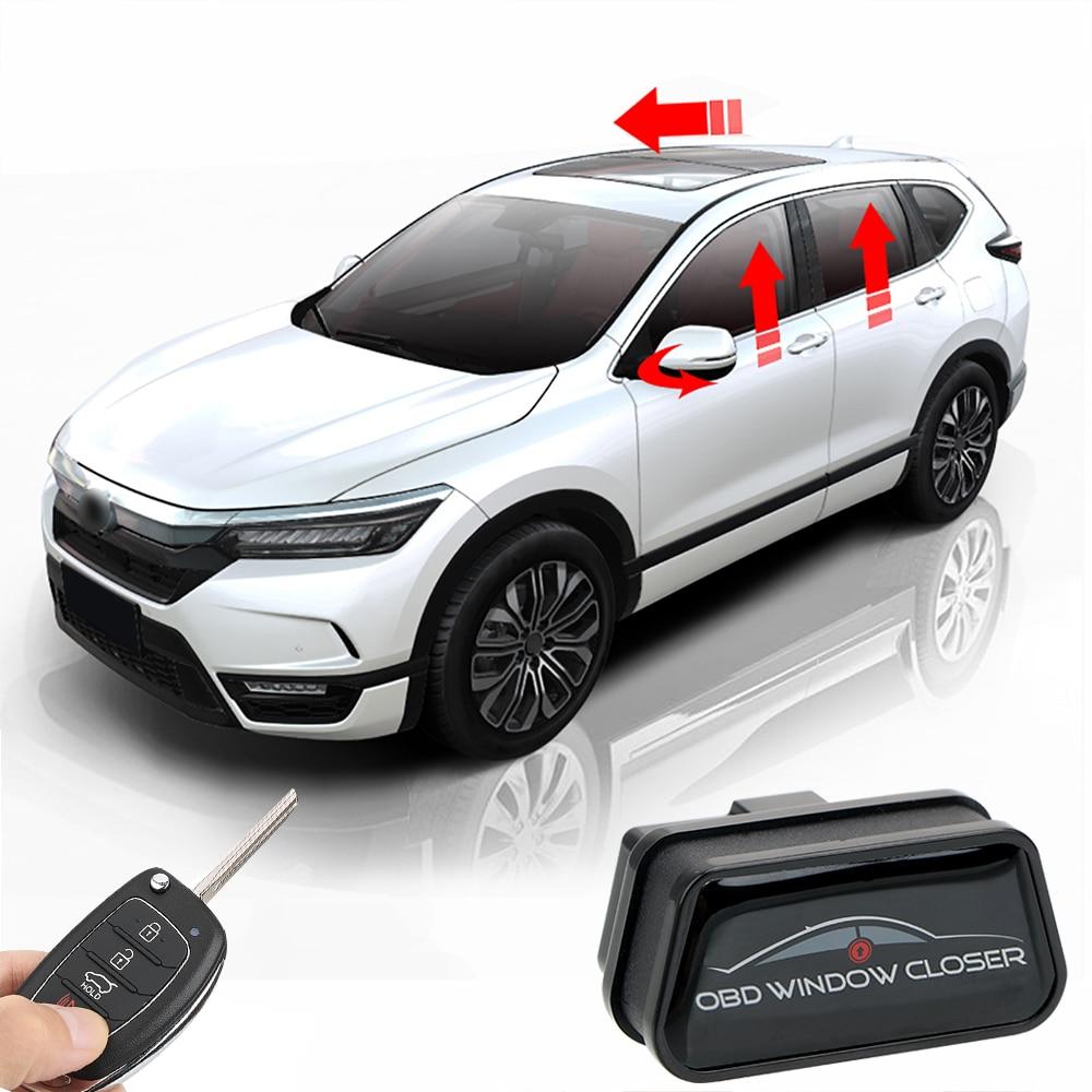 Car Window OBD Automatic Lift Close Controller Remote Control For VW Chevrolet Passat Window Device