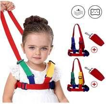 Детский ремень безопасности для прогулок пояс защиты от потери