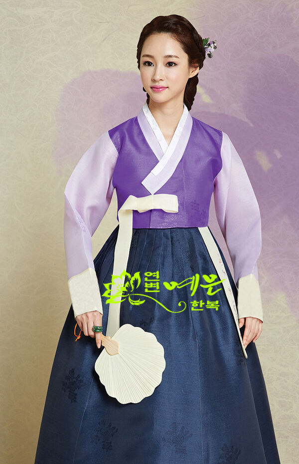 Hanbok Dress Custom Made Korean Traditional Woman Hanbok Korean National Costume  Traditional Dress
