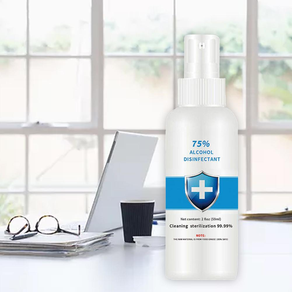 Portable Personal Sterilization Spray Automotive Interior Cleaning Spray For Platform & Surface Cleaning Hand Sanitizer Spray