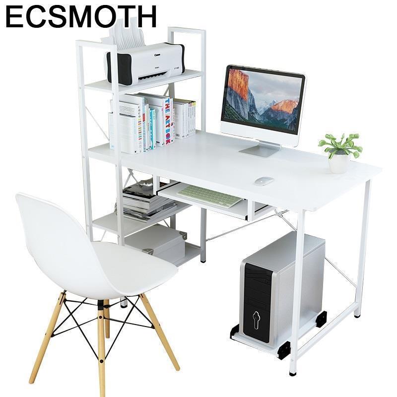 Mesa Scrivania Ufficio Escrivaninha Small Bureau Meuble Stand Bed Tray Office Escritorio Tablo Laptop Computer Desk Study Table