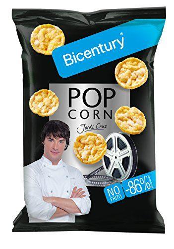 Bicentury - Pop Corn Mini Pancakes - 70g