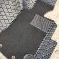 CARFUNNY Right hand drive car floor mats for Suzuki Alto Jimny Swift SX4 S cross heavy duty all weather carpet floor liner|Floor Mats| |  -